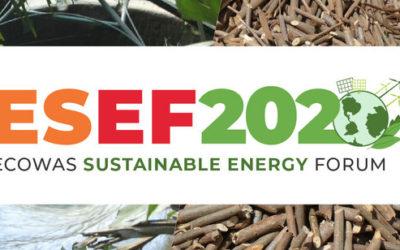 Forum de la CEDEAO sur l´Énergie Durable 2020 (ESEF 2020)